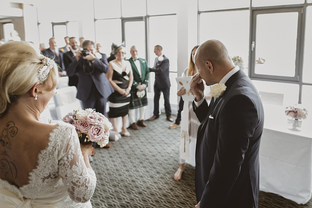 Apex Grassmarket Wedding Photography