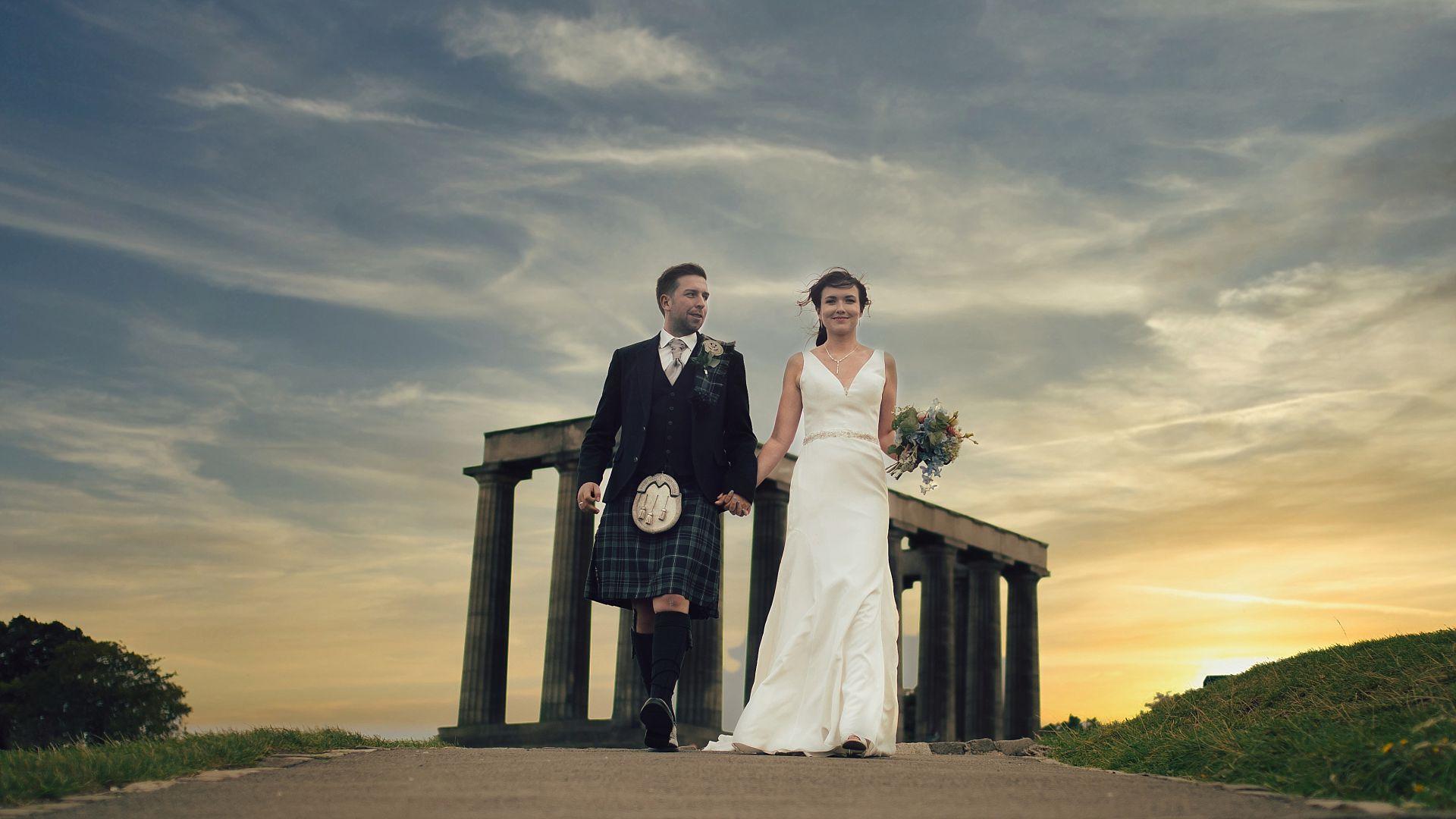 wedding photography corn exchange Edinburgh